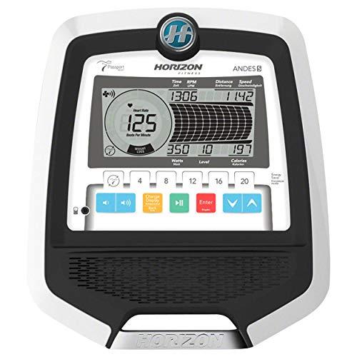 Horizon Fitness Damen, Herren Ergometer - 7