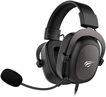 Headphone Fone de Ouvido Havit HV-H2002d, Gamer, com Microfone, Falante 53mm, Plug 3, 5mm: compatível com XBOX ONE e ...