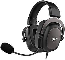 Headphone Fone de Ouvido Havit HV-H2002d, Gamer, com Microfone, Falante 53mm, Plug 3, 5mm: compatível com XBOX ONE e...