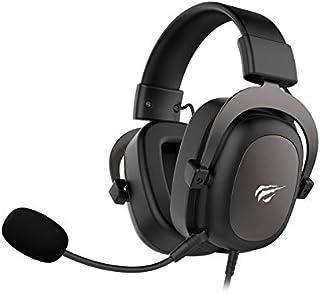 Headphone Fone de Ouvido Havit HV-H2002d, Gamer, com Microfone, Falante 53mm, Plug 3, 5mm: compatível com XBOX ONE e PS4, ...