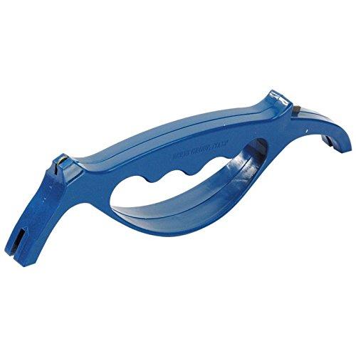 AFFILONE Affilatore Multiuso Affila lame manuale che affila coltelli, forbici, lame di affettatrici. Inoltre taglia il vetro e la ceramica.