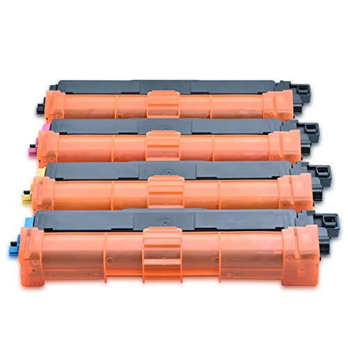 GGQF TN227 Cartucho de Toner Compatible con la Impresora Brother MFC-L3270 L3710 L3750 3770CDW del Chip del Cartucho TN223 láser a Color (4 Colores),4colors Set