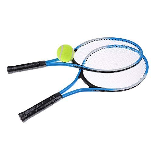 MIMORE - Raqueta de tenis de aleación para principiantes y niños, 21 pulgadas