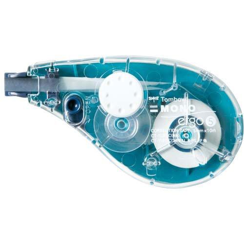 トンボ鉛筆 MONO 修正テープ モノエルゴ5C CT-YUX5C41 ブルー