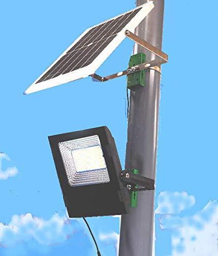 グリーンエネポール・明るいソーラーLED常夜灯・駐車場・防犯・防災 GRF120-10W-1200L【1年保証】