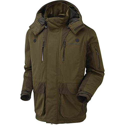 ShooterKing Huntflex Primaloft Veste D'Hiver Brown Olive