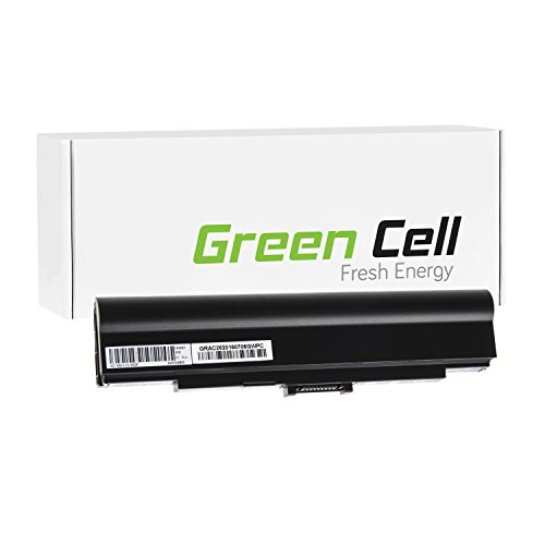 Green Cell® Standard Serie Batería para Acer Aspire 1810TZ-413G25N Ordenador (6 Celdas 4400mAh 11.1V Negro)
