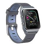 Smartwatch GPS con 17 modalità sport Activity Tracker IP68 Orologi da nuoto touchscreen...