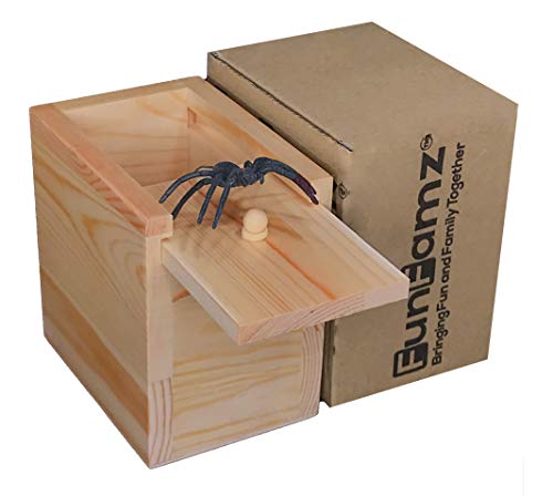 1. The Original Spider Prank Box
