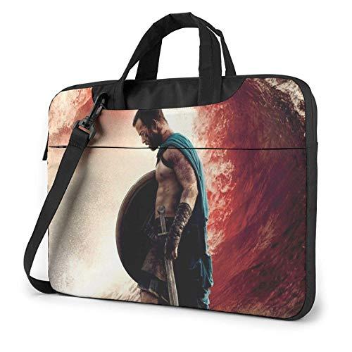 15.6″Durable Hombro Mensajero Bolsa maletín PC Surgimiento de un Imperio Moda Impermeable Ordenador Portátil/portátil/Tablets