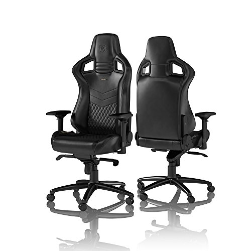 eSport Nappaleder Gaming Stuhl noblechairs EPIC kaufen  Bild 1*
