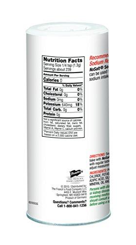 NoSalt Sodium-Free Salt, 11 ounce