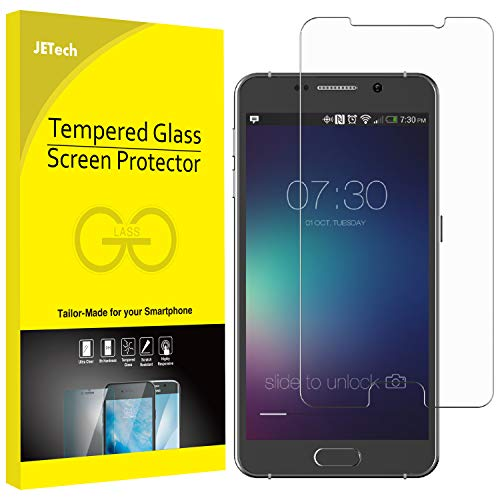 Galaxy Note 5 Screen Protector, JETech Tempered Glass Screen Protector Film for Samsung Galaxy Note 5