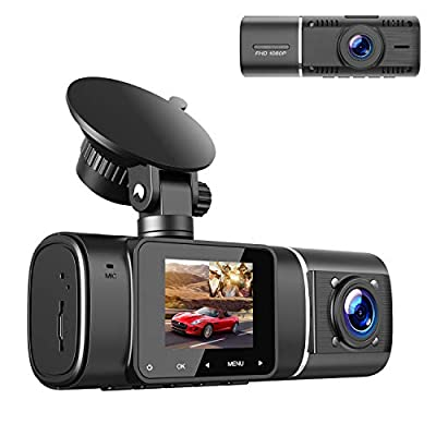 TOGUARD Dash Cam for Cars