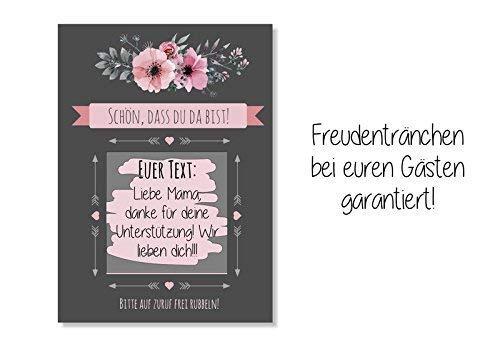 Gastgeschenk Hochzeit, Rubbelkarten zur Hochzeit, Hochzeitsdeko, Hochzeitsgastgeschenk, Hochzeitsspiel, Vintage