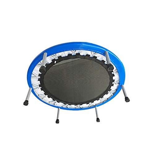 XXHDEE trampoline voor kinderen, kleine veer, volwassenen, fitnessstudio, huis, rebot, trampoline