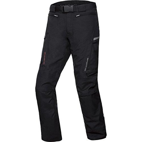 FLM Motorradhose Touren Textilhose 2.0 schwarz/anthrazit XL (lang), Herren, Tourer, Ganzjährig