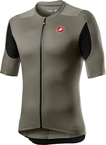 CASTELLI Herren SUPERLEGGERA 2 Jersey T-Shirt, Bark Green, XL