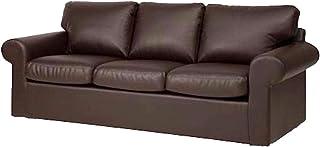 comprar comparacion Funda de repuesto Ektorp para sofá de tres plazas de algodón reforzado