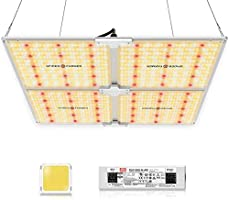 SPIDER FARMER SF-4000 LED Grow Light 5'x5' Coverage Compatible with Samsung LM301B Diodes Dimmable Commercial Grow...