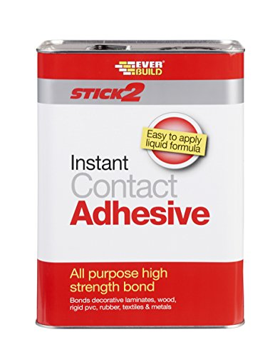 Everbuild CONA5 Stick 2 Instant Contact Adhesive 5L