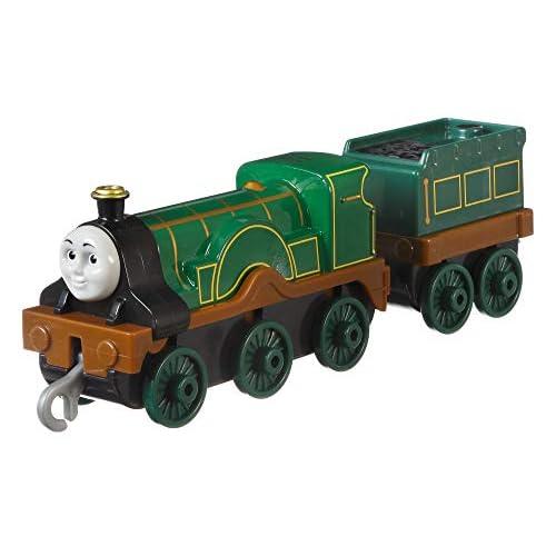 Il Trenino Thomas - Track Master Emily Locomotiva Giocattolo, per Bambini 3 + Anni, FXX19