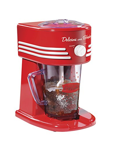 professional Nostalgia FBS400COKE 40 Ounce Coca-Cola Frozen Drink Station