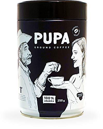 Café de malta PUPA, 250 g