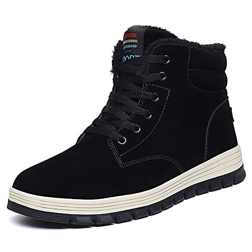 Heren winterschoenen warm winter waterdicht laarzen warme sneeuwlaarzen slipvaste outdoor wandelschoenen