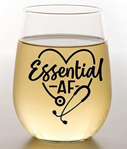 Essential AF Wine Glass