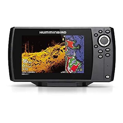 Humminbird 410940-1 HELIX 7 CHIRP MDI (MEGA Down Imaging) GPS G3 Fish Finder from Humminbird
