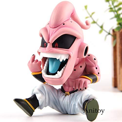 Original Figura Dragon Ball Z Fighter Majin Boo Kid Buu PVC Juguete Coleccionable Espectacular Akira