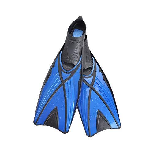 JU FU Flossen - Tieftauchen Erwachsene Freitauchen Flossen Ausrüstungssatz Schnorcheln Schwimmtraining Satz Fuß Lange Fußflossen @@ (Size : XS)