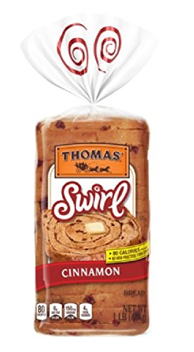 Thomas' Cinnamon Swirl Bread