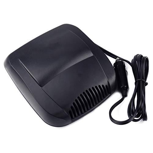 CITALL 12V radiateur céramique chauffant pour véhicule de voiture automatique portatif dégivreur à dégivrage chaud