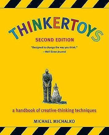 Thinkertoys [Paperback] [Jan 01, 2017] Michalko, Michael
