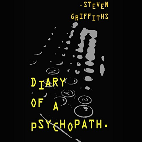 Diary of a Psychopath audiobook cover art