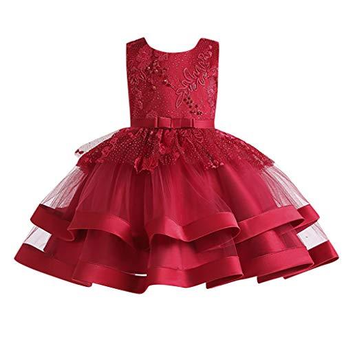 Bascar - Vestido de Fiesta para niña, niño, niña, cumpleaños, Fiesta, bebé, Mariposa, alas, Princesa, Tul, para Bodas, Fiestas, Celebraciones, Baile b 100 cm