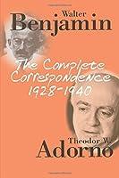 The Complete Correspondence, 1928-1940 (German Edition) by Theodor W.; Benjamin, Walter Adorno(1905-06-25)