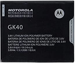 GSParts New Genuine Motorola GK40 Battery for Moto G4 Play XT1607 XT1609 G5 XT1670