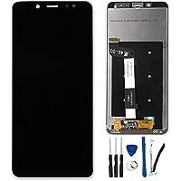 "SOMEFUN LCD Visualización Digitalizador Pantalla táctil Vidrio Panel Montaje Reemplazo para Xiaomi Redmi Note5 Pro/Note 5 Pro 5.99"" (Snapdragon 636) Negro sin Marco"