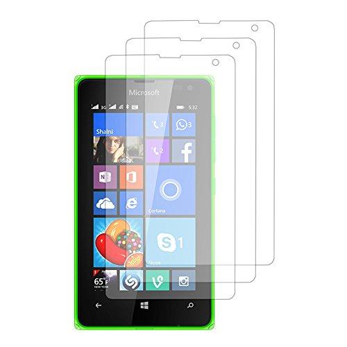 Tienda vcomp de Alta Calidad tanque templado vidrio Protector de pantalla para Microsoft Lumia 532