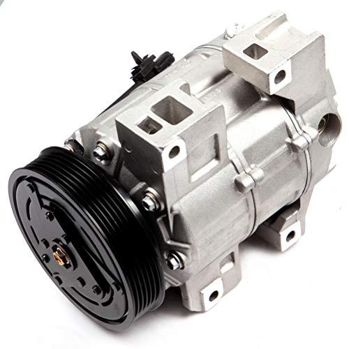 CTCAUTO A-C Compressor Kit for 2007-2012 Altima CO 10886C A-C Compressor