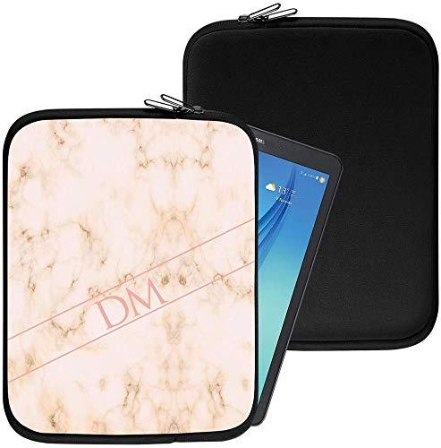 Personalisiert Marmor Neopren Tablethülle Case Tasche (79) für Huawei Honor T1 7.0 (7