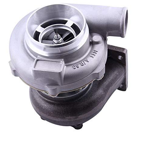 U/D LCZCZL Agua y Aceite Turbo Turbocompresor for 3.0L-5.0L Motor Turbo for i V-W Opel T3 Flangia T3 A/R 0,60 500HP