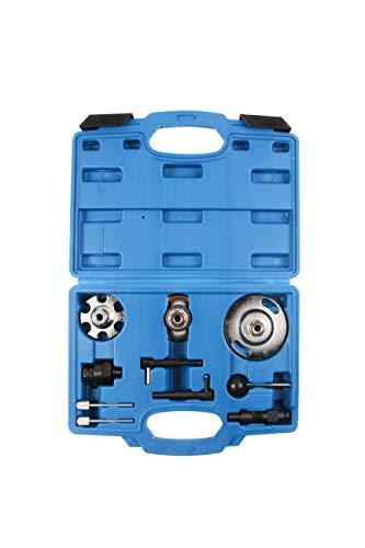LLCTOOLS Kit d'outils de réglage du moteur pour moteurs diesel 2.7 3.0 TDI V6