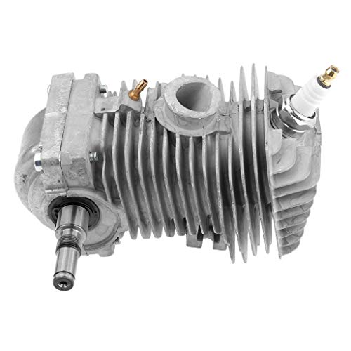 Tubayia Metall Motor Kolben Zylinder Zubehör Ersatzteil für Stihl 023 025 MS230 MS250 Kettensäge