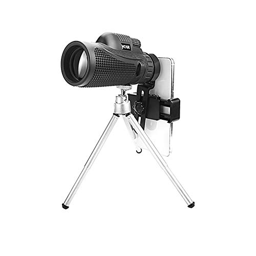Aoewise 40X60 Ocular telescopio móvil monocular de Alta definición para teléfono Inteligente (Juego)