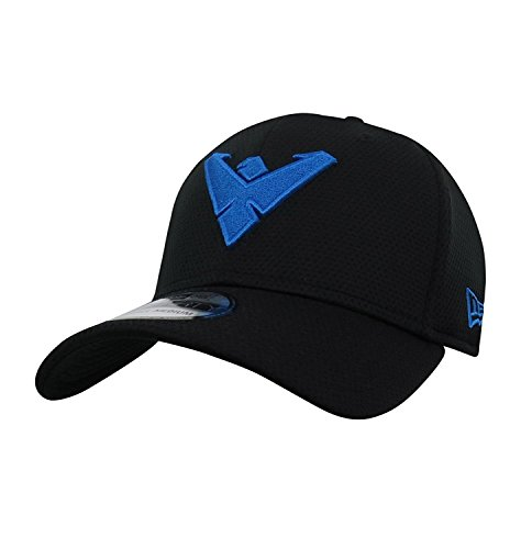 Nightwing Logo–Gorra, nueva Era Fitted Cap -  negro -