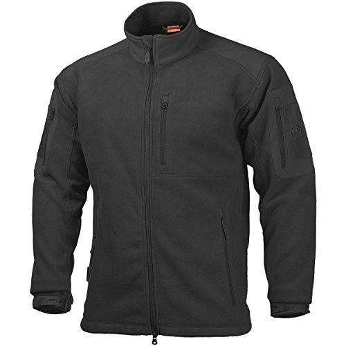 Pentagon Herren Perseus Fleece Jacke 2.0 Schwarz Größe L